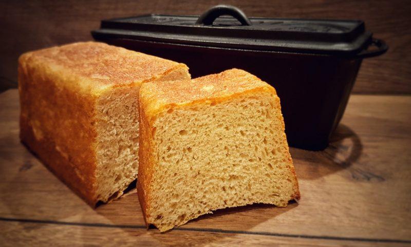 toast selber machen-Toast Rezept Toastbrot selber backen 800x481-Toast selber machen – Rezept für selbstgebackenes Toastbrot