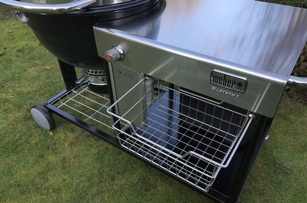 Weber Summit Charcoal Grill Center – Unboxing & erste Eindrücke-weber summit charcoal grill center-Weber Summit Charcoal Grill Center 18 633x420