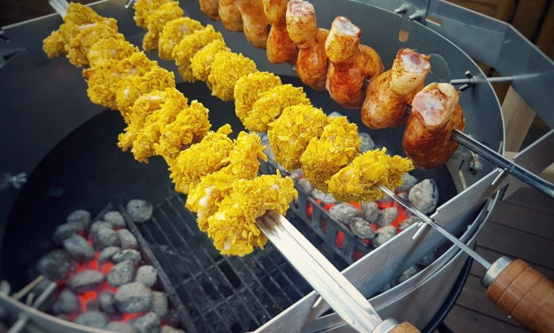 chicken nuggets-Chicken Nuggets 800x481-Chicken Nuggets – Knusprige Hähnchen Nuggets selber machen