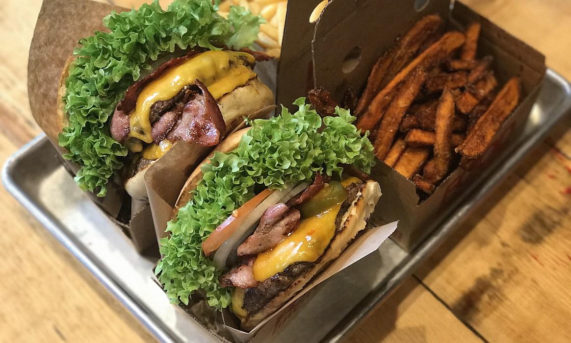 food brother burger dortmund im bbqpit test. Black Bedroom Furniture Sets. Home Design Ideas