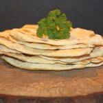 Indisches Fladenbrot Naan-Brot selber machen – Rezept für die indischen Brotfladen-Naan-Brot-Naan Brot 150x150