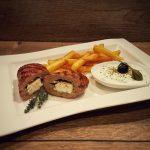 Griechische Frikadellen Bifteki – Griechische Frikadellen mit Schafskäse-Füllung-bifteki-Bifteki mit Schafskaese 150x150