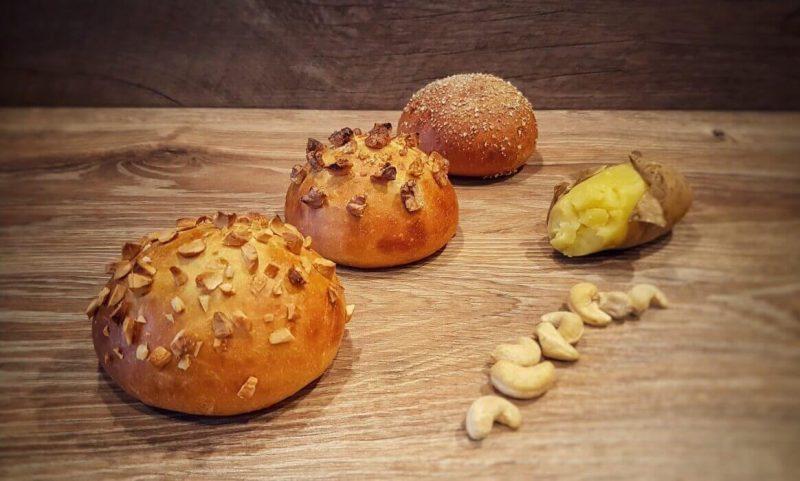 kartoffel-burger-buns-Kartoffel Burger Buns Broetchen 800x481-Kartoffel-Burger-Buns – softe Bürgerbrötchen mit Kartoffeln