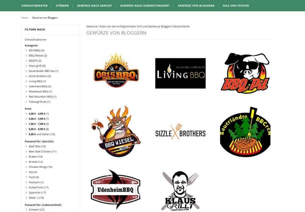 Spiceguide.de – Gewürzberater und Onlineshop für Gewürze-spiceguide-Spiceguide Onlineshop Gewuerze02