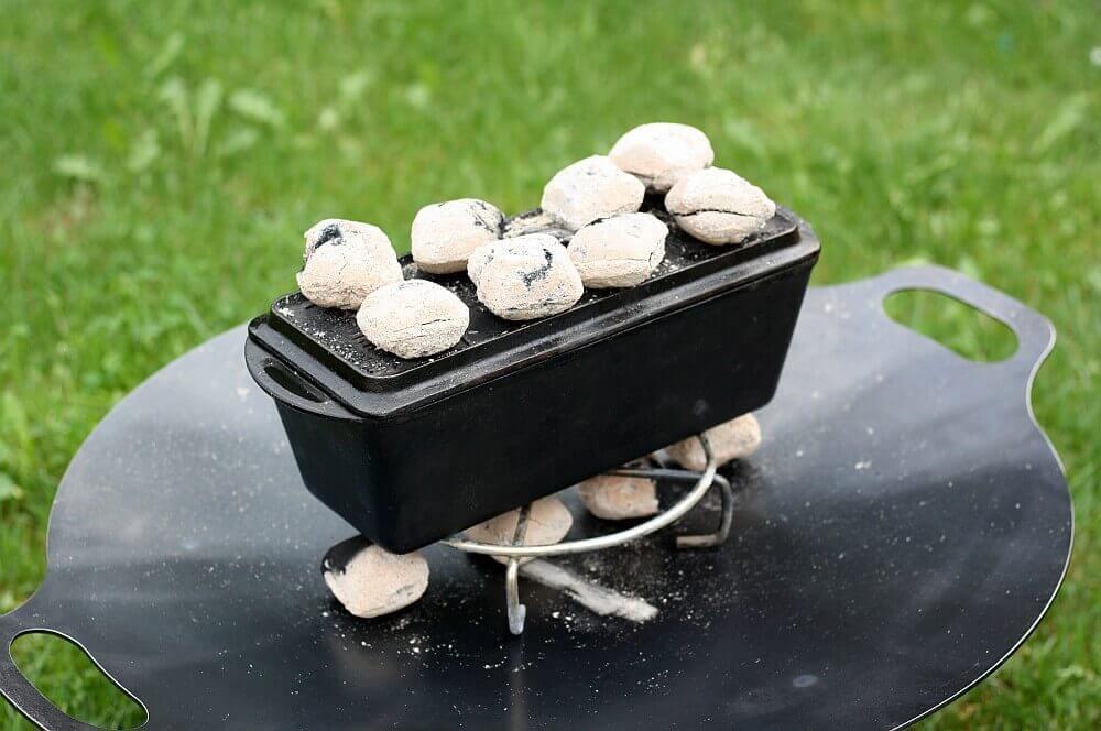 Petromax Kastenform k4 lasagne-Lasagne Dutch Oven Kastenform 03-Lasagne aus dem Dutch Oven / Petromax Kastenform