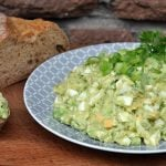 Eiersalat mit Avocado avocado-eiersalat-Avocado Eiersalat 150x150-Avocado-Eiersalat ohne Mayonnaise