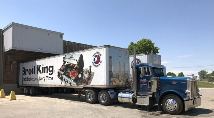 Broil King Truck