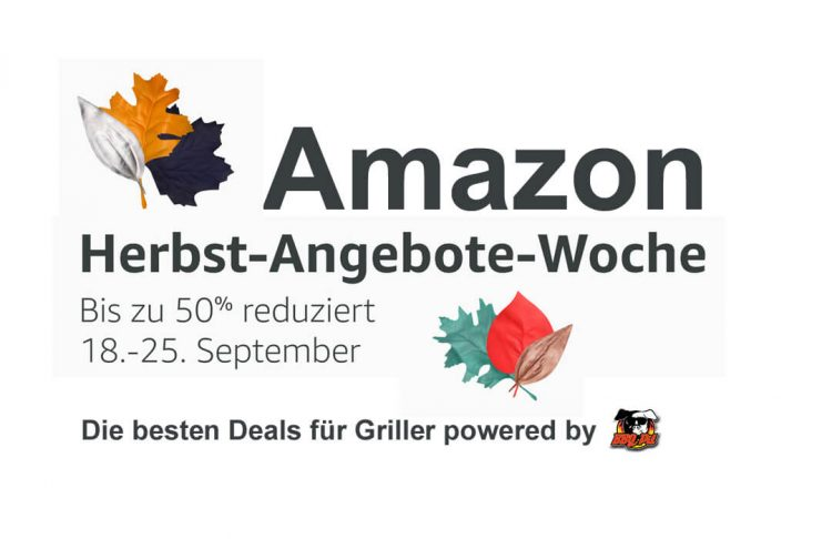 Amazon Herbst-Angebote-Woche 2017