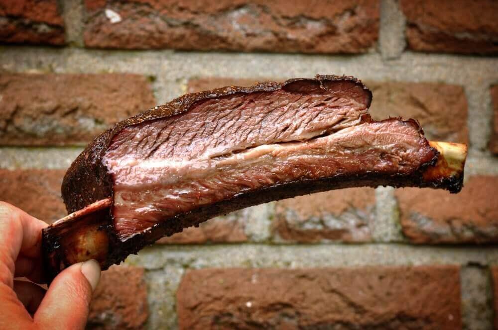 Beef Ribs beef ribs-Beef Ribs Rinderripchen Texas Style 04-Beef Ribs – Texas Style Rinderrippchen
