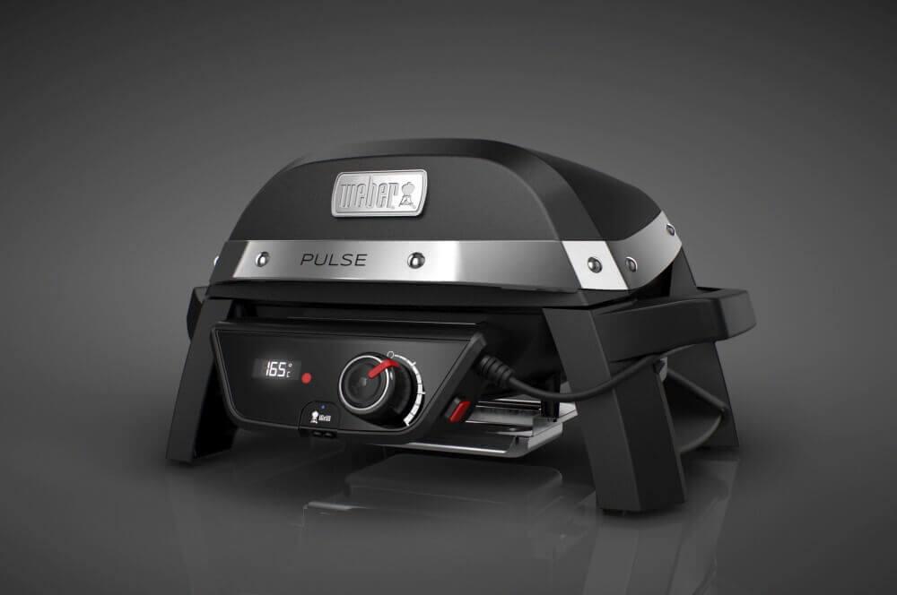 Weber PULSE 1000 Elektrogrill Weber PULSE Elektrogrill – Alle Infos zum innovativen Lifestyle-Grill-weber pulse-Weber Pulse 1000 Elektrogrill Grill Neuheiten 2018 02