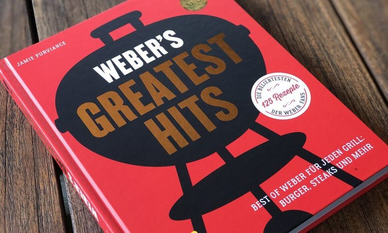weber's greatest hits-Webers Greatest Hits Jamie Purviance GU Verlag 800x481-Weber's Greatest Hits – Best of Weber für jeden Grill