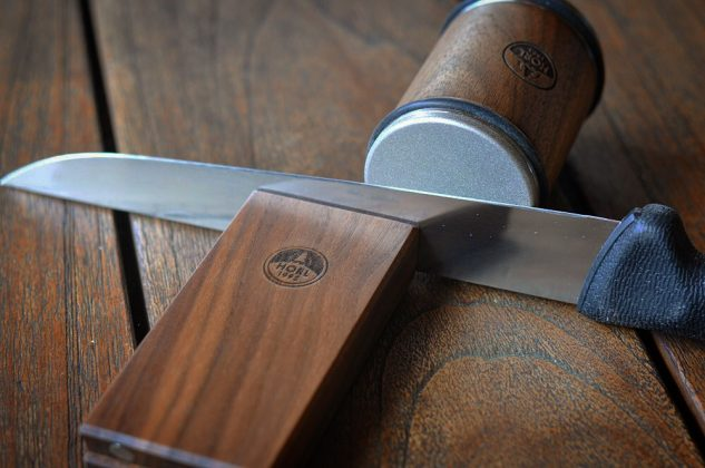 horl rollschleifer-Horl Rollschleifer Messerschleifer Test 05 633x420-Horl Rollschleifer – der Diamant-Messerschärfer im BBQPit-Test