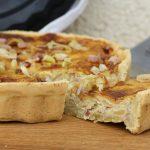 quiche lorraine-Quiche Lorraine franzoesischer Speckkuchen 08 150x150-Quiche Lorraine – Rezept für französischen Speckkuchen