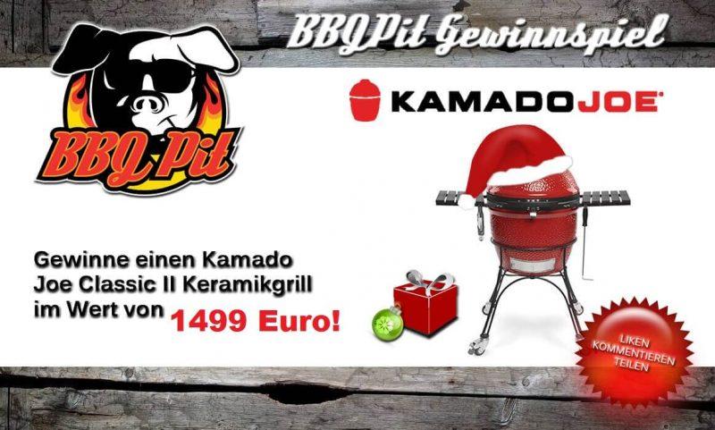 gewinne einen kamado joe classic ii-BBQPit Kamado Joe Gewinnspiel 800x481-Gewinne einen Kamado Joe Classic II Keramikgrill im Wert von 1499€!