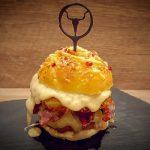 """Big Rösti rösti burger-Big R  sti Burger McDonalds Rezept 150x150-Rösti Burger – Rezept für den Alpenburger nach """"Big Rösti""""-Art"""