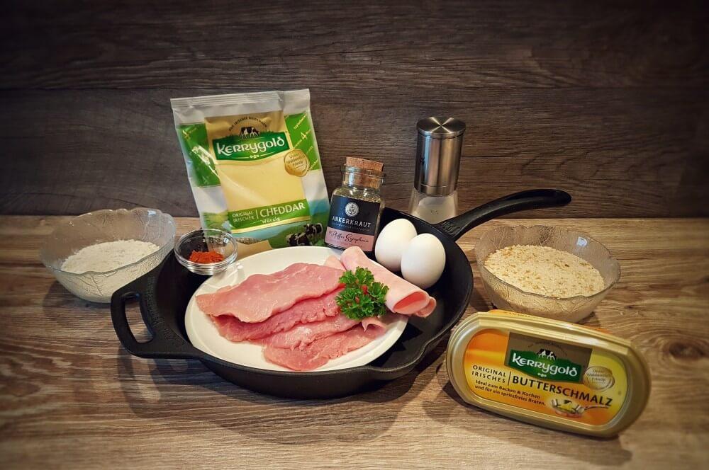 Cordon Bleu cordon bleu-Cordon Bleu gefuelltes Schnitzel mit Kaese und Schinken 01-Cordon Bleu – gefülltes Schnitzel mit Käse und Schinken