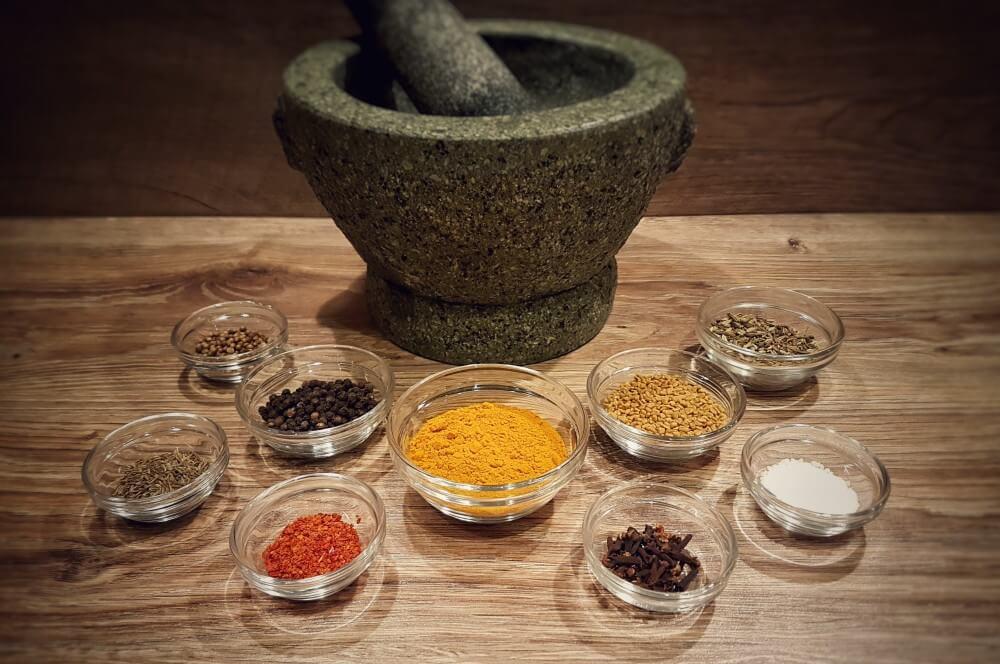 Curry currypulver-Curry Selber machen Rezept Currypulver 01-Currypulver selber machen – Rezept für Curry