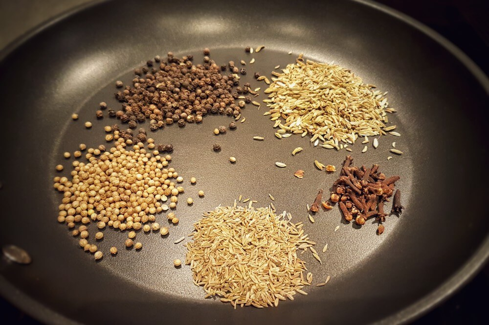 Curry currypulver-Curry Selber machen Rezept Currypulver 02-Currypulver selber machen – Rezept für Curry
