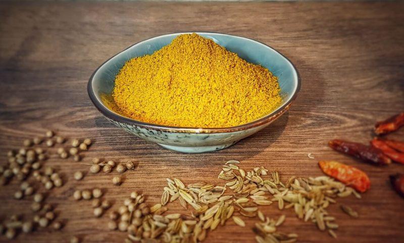 currypulver-Curry Selber machen Rezept Currypulver 800x481-Currypulver selber machen – Rezept für Curry