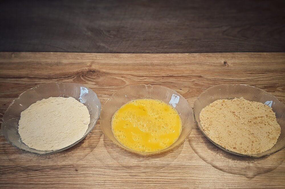 Panierstrasse cordon bleu-Panierstrasse Cordon Bleu Schnitzel-Cordon Bleu – gefülltes Schnitzel mit Käse und Schinken