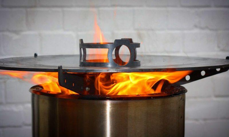 feuerhand pyron plate-Pyron Plate Feuerplatte Feuerhand Pyron Petromax 800x481-Feuerhand Pyron Plate – Feuerplatte & Grillplatte