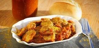 Currywurst Sansibar