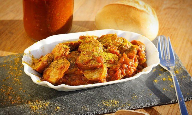 sansibar currysauce-Sansibar Currysauce Currwurst 800x481-Sansibar Currysauce – So gelingt die perfekte Currywurst!