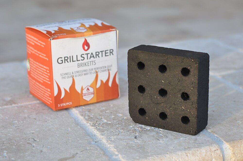 McBrikett Grillstarter Briketts mcbrikett grillstarter briketts-McBrikett Grillstarter Briketts 01-McBrikett Grillstarter Briketts & Kokoko Cubes im Test
