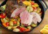 Lammfleisch grillen
