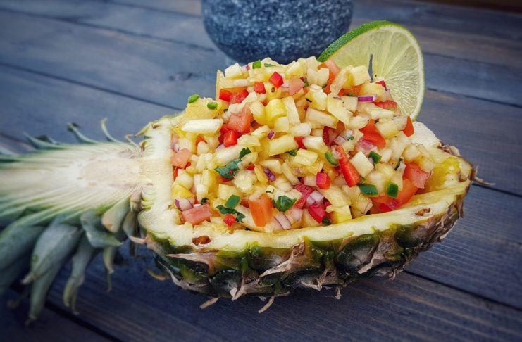 Ananas-Salsa