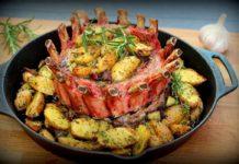 Crown Roast Schweinekarree