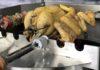 Elektrischer Spießgrillaufsatz für Kugelgrills